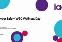 Cybersafe Wellness Day