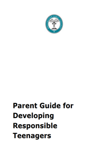 This book has been put together to offer parents of adolescents some useful strategies and helpful information to guide them through the secondary years