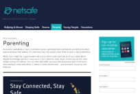 Netsafe Advice to Parents on navigating increased social media issues