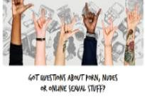 Info, help and tips on porn and online sexual stuff